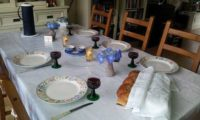 De Sjabbat tafel
